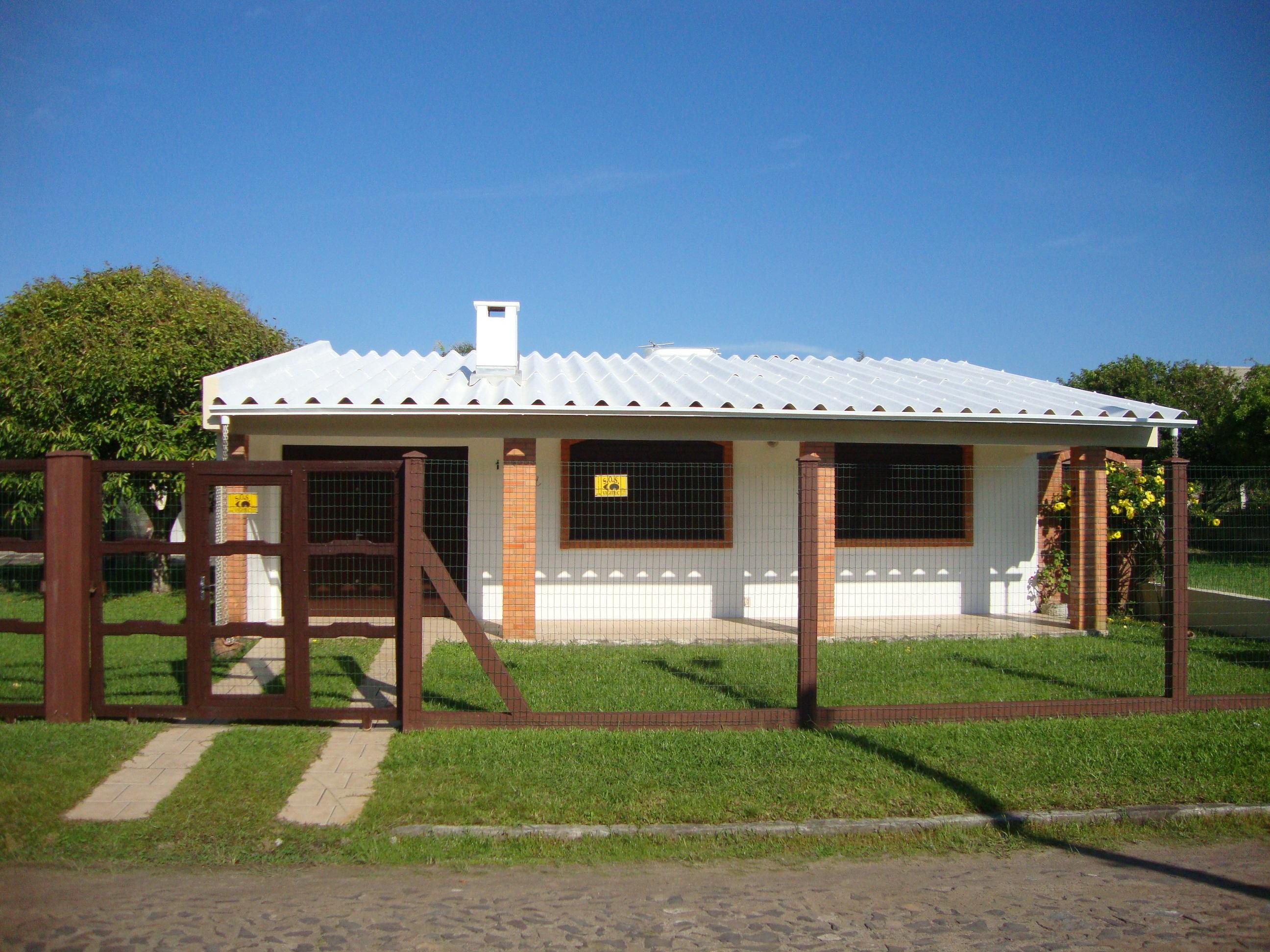 Casa de alvenaria praia Nova Tramandaí